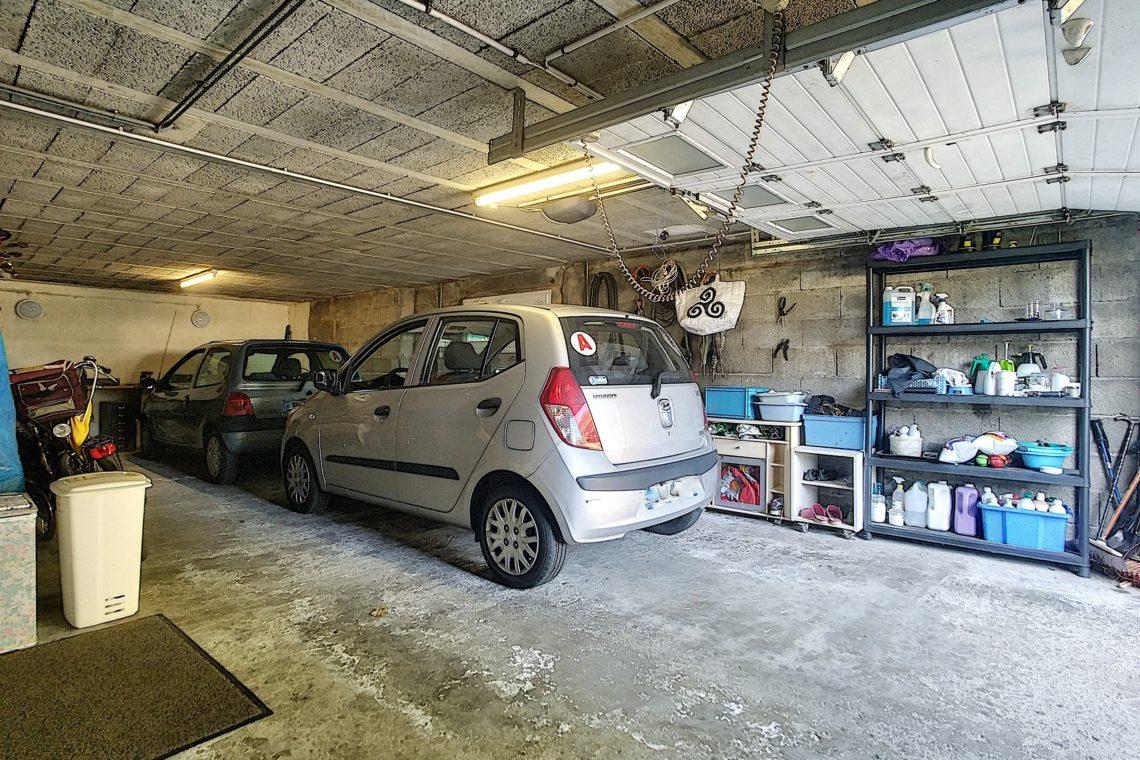 garage de la maison à vendre réf 537 à Étel